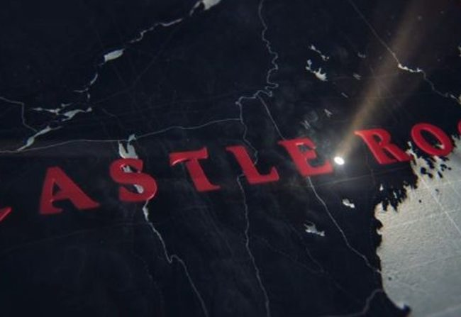 King y un comentario sobre Castle Rock