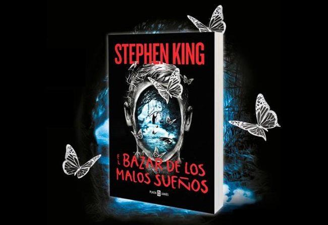 Concurso en «Todo Stephen King»: los ganadores