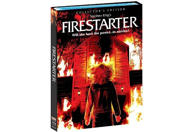 Firestarter Collector's Edition