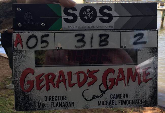 King recomienda Gerald's Game