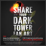 Fan art de The Dark Tower