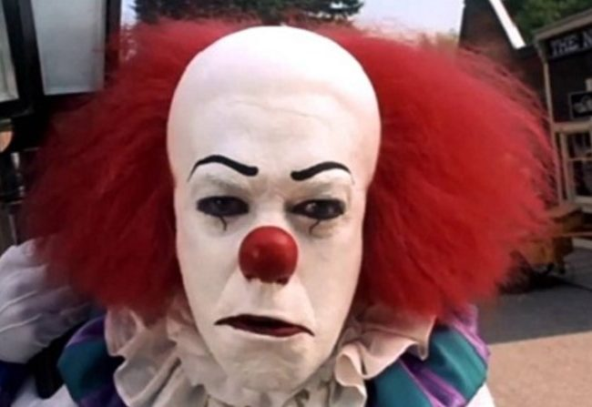 Adelanto de Pennywise, The Story of IT