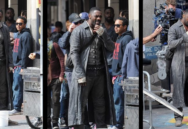 The Dark Tower: Todavía en filmación
