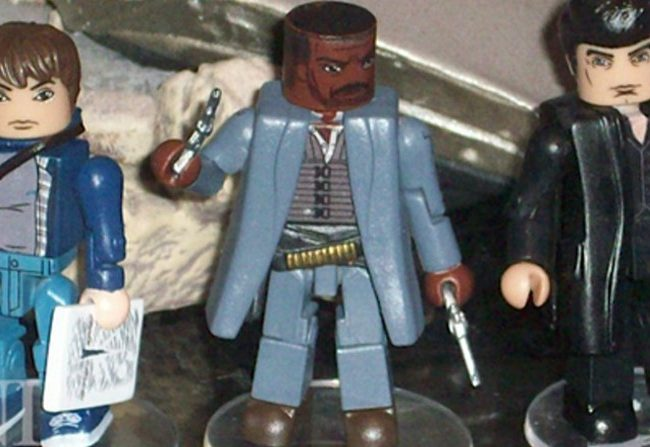 Action figures de La Torre Oscura