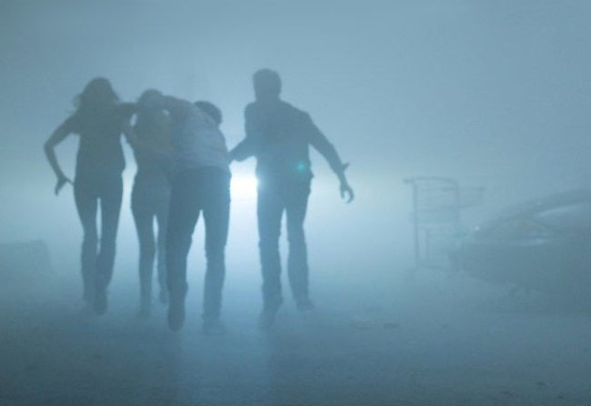 The Mist: Entering The Mist