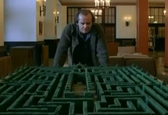 La casa encantada de The Shining