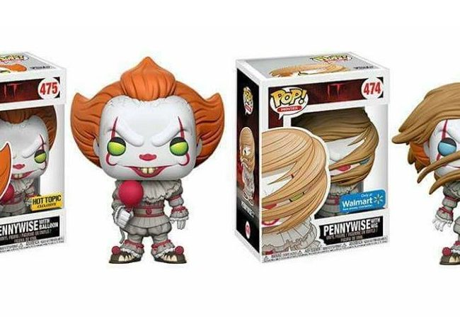 Funko Pop! Movies: Pennywise