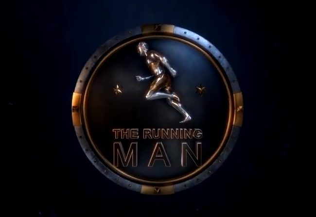 The Running Man Promo