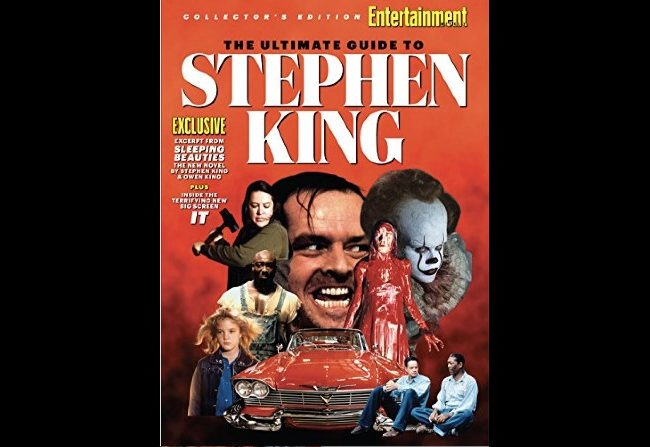 The Ultimate Guide to Stephen King