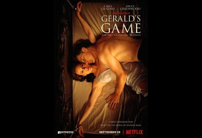 Gerald's Game: El trailer