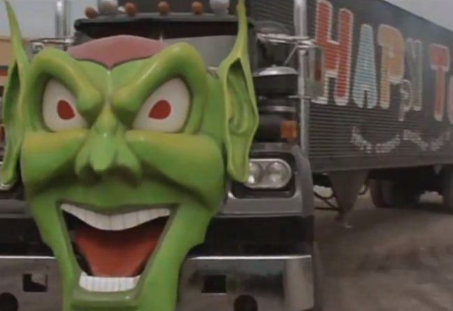 Maximum Overdrive en Blu-ray