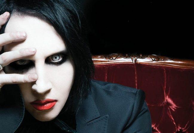 ¿Marilyn Manson en una película de King?