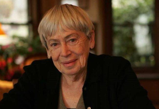 Adiós a Ursula K. Le Guin