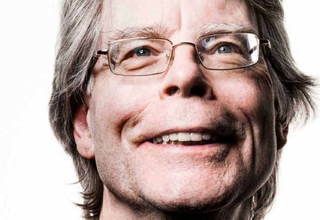 ¿Stephen King gobernador de Maine?