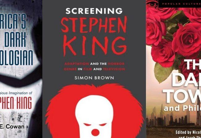 Nuevos libros sobre la obra de Stephen King