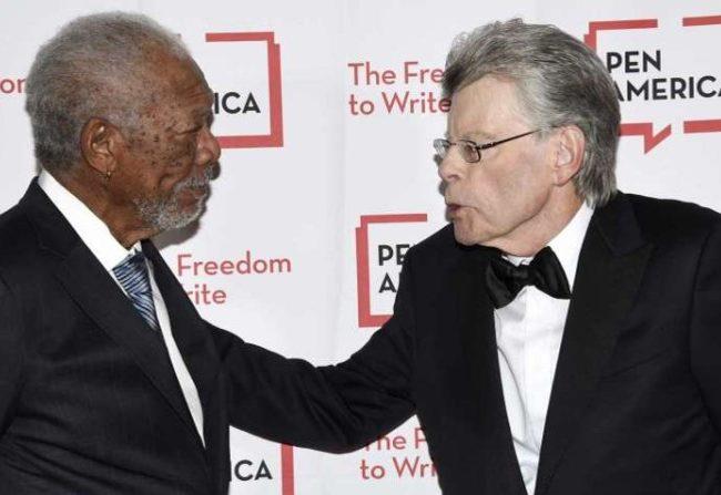 Stephen King homenajeado en la gala de PEN América