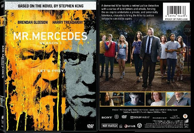 Mr. Mercedes: Ya disponible la Temporada 1 en DVD