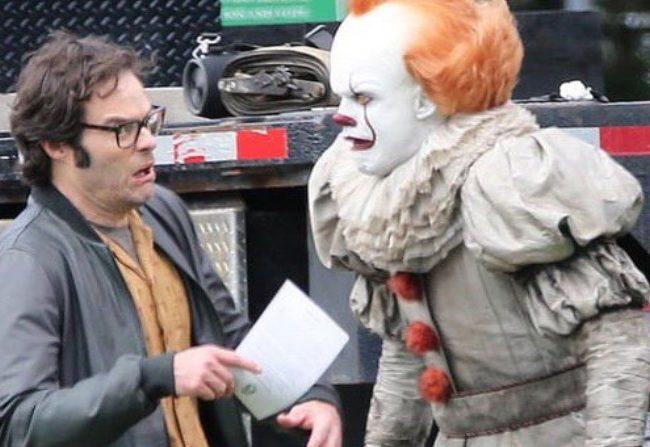 IT Chapter 2: Actores en el set