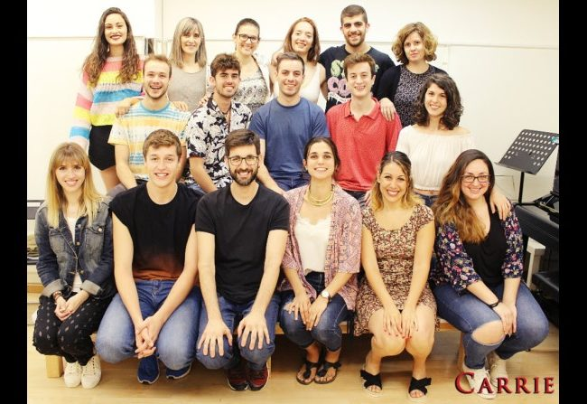 Carrie El Musical se estrenará en Barcelona