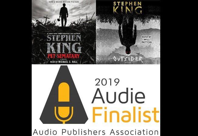 Audiobooks nominados