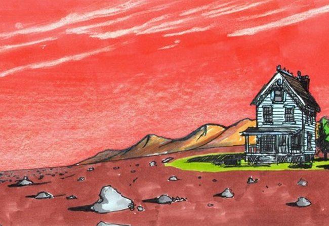Mars is Heaven!
