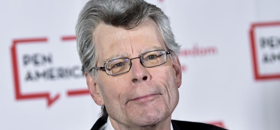 Stephen King y el Premio Pen America