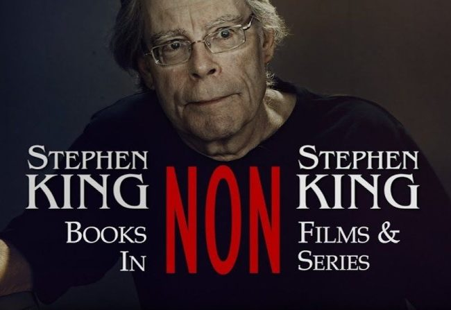 Libros de SK en películas y series