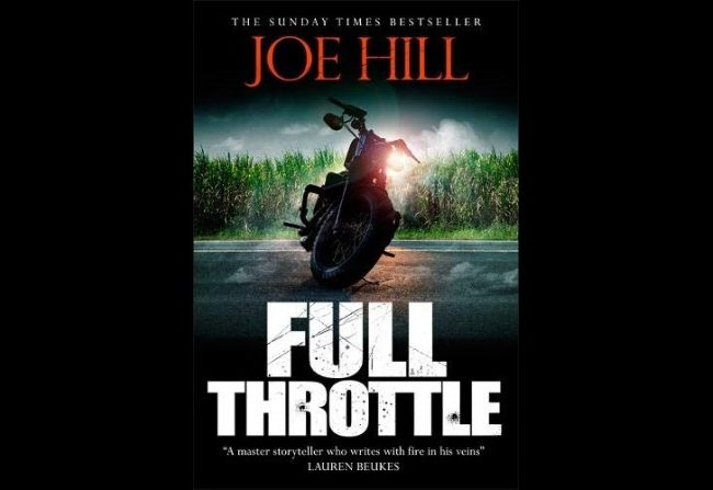 Full Throttle: Nueva portada
