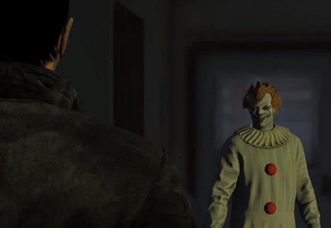 IT Chapter 2: El trailer recreado en GTA V