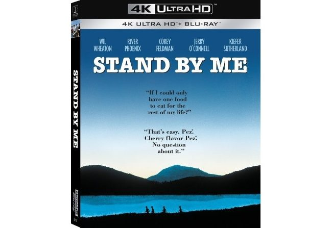 Stand By Me: La edición 4K Ultra HD