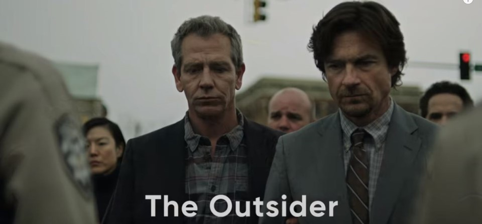The Outsider: Teaser de la serie