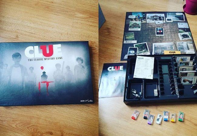 Clue IT: El juego de mesa