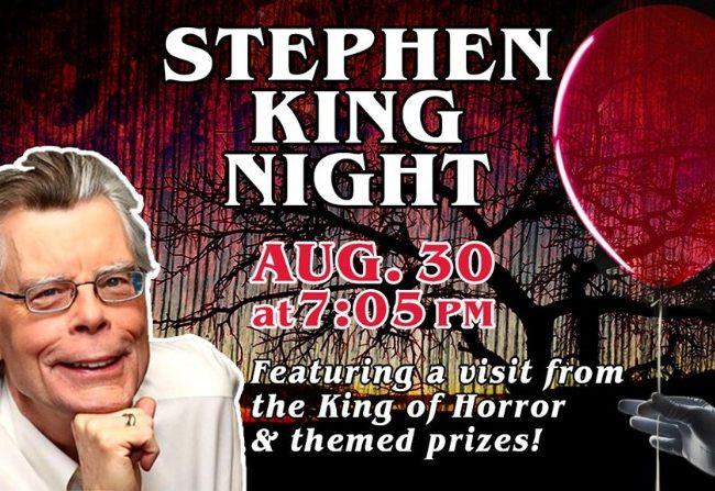 Stephen King Night