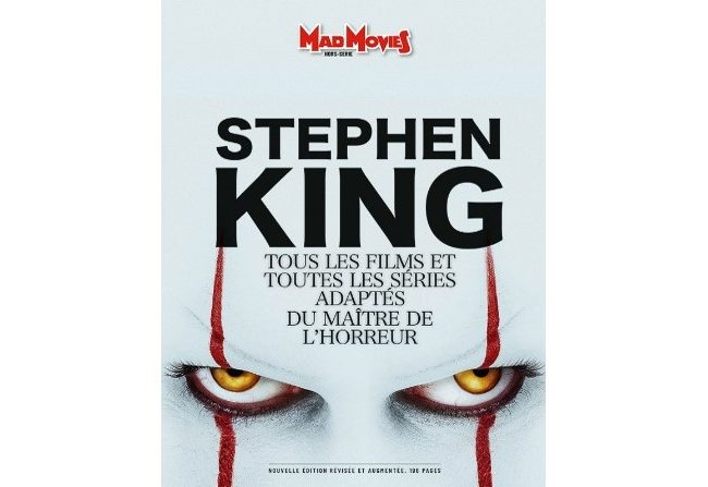 Mad Movies, Especial Stephen King