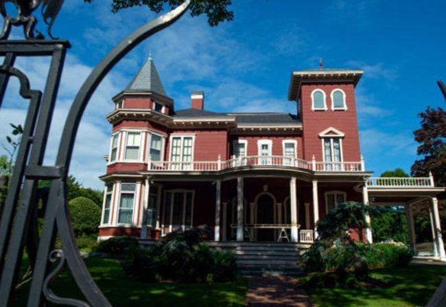 La mansión King será un Archivo
