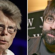 Una tarde con Joe Hill y Stephen King