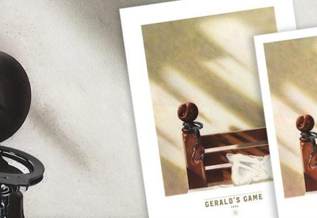 Suntup Press anuncia «Gerald's Game», de Rob Wood