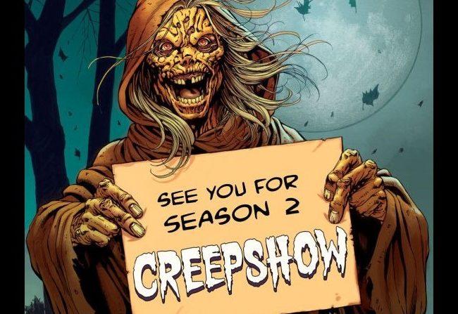 Creepshow: el nuevo Creep mejorado