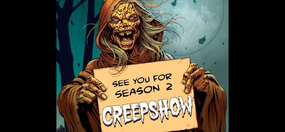 Creepshow: Confirmada la Temporada 2