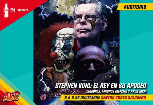 Stephen King: El Rey en su apogeo