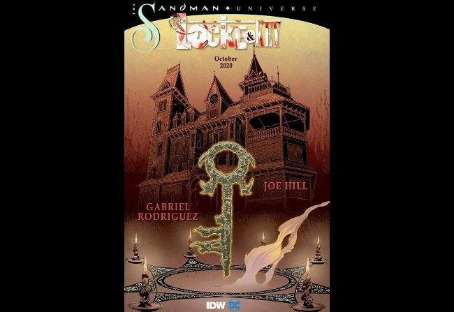 Locke & Key: Crossover con The Sandman