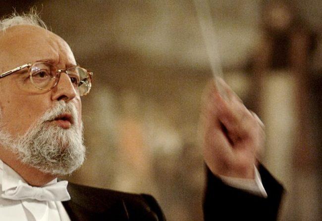 Adiós a Krzysztof Penderecki