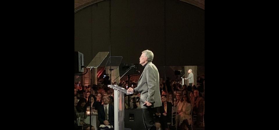 King y Hill en los Audie Awards