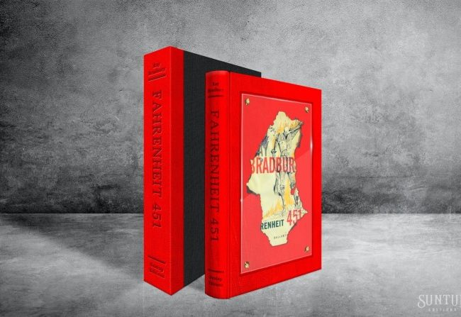 Suntup Editions anuncia Fahrenheit 451