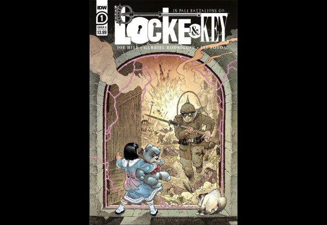 Locke & Key: In Pale Battalions Go