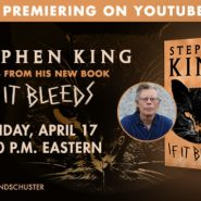 Stephen King en vivo en You Tube