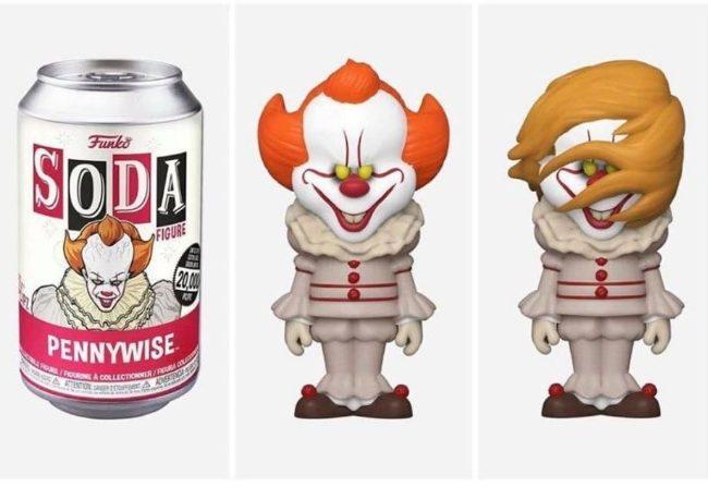 Una lata con Pennywise