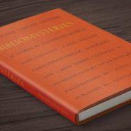 Suntup Editions anuncia Bibliomysteries