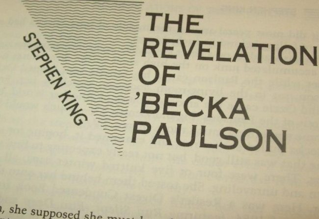 Nueva serie sobre Becka Paulson