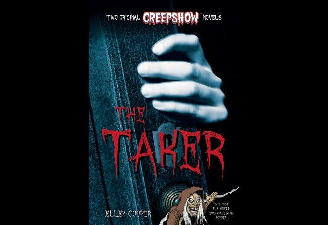 Libro inspirado en Creepshow